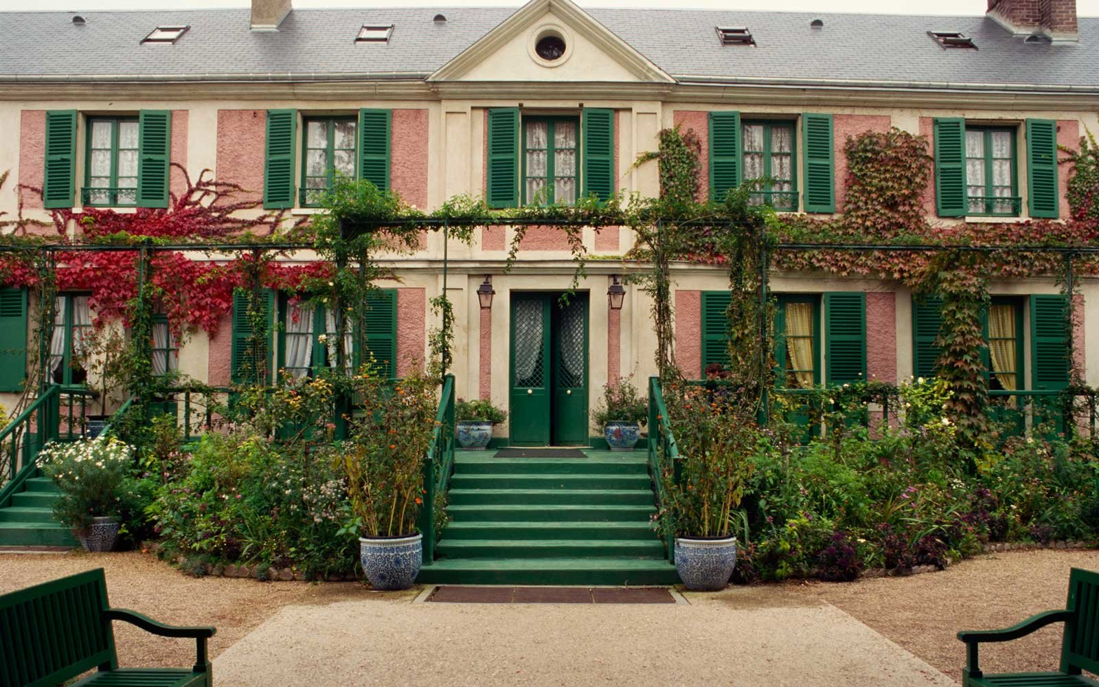 Monet House Giverny France