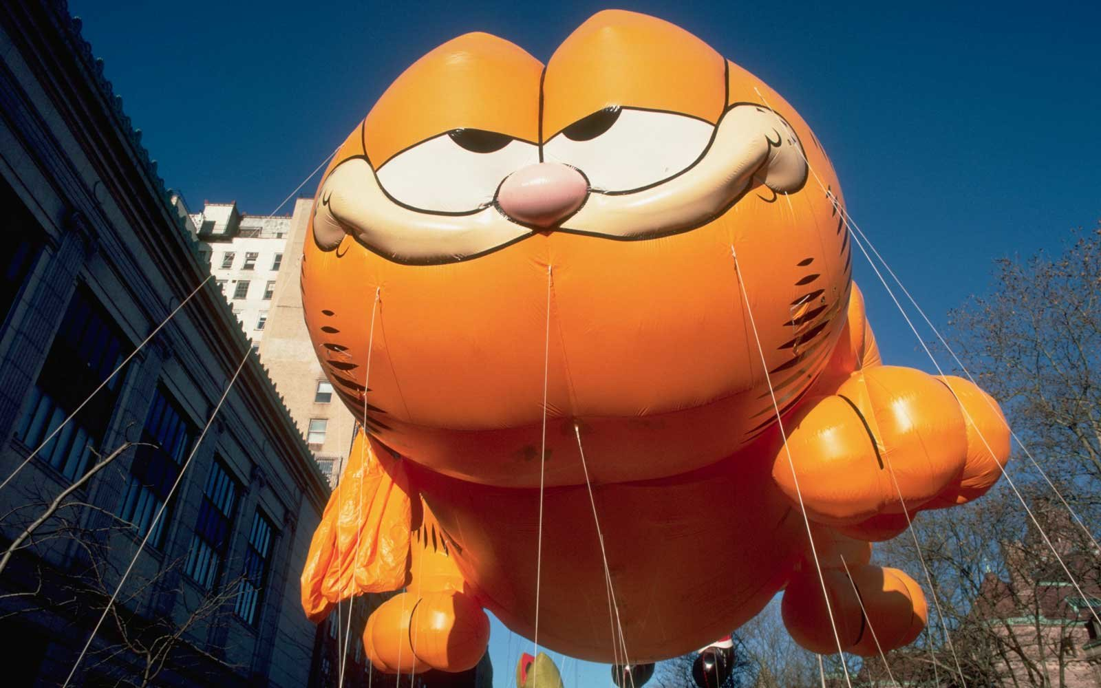 A Parade Balloon