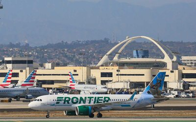 Frontier Airlines' Routes and Destinations | Travel + Leisure