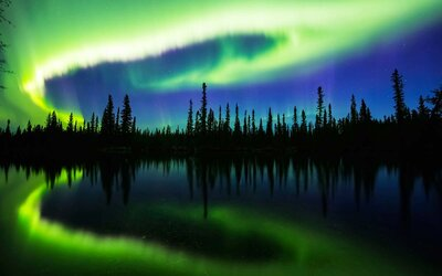 Look Up Tonight for a Chance to See the Northern Lights From the