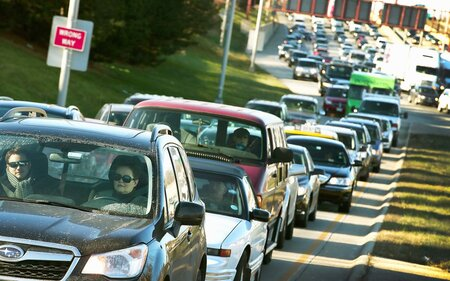 Here S What Time You Should Leave To Avoid Thanksgiving Traffic In