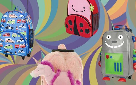 10 Adorable Rolling Backpacks for Kids bd05c5e19726e