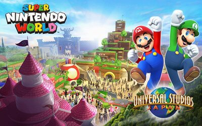 Everything We Know so Far About Universal Studios' Nintendo