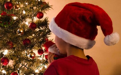 A Wish For Christmas.Fourth Grader Makes A Heartbreaking Christmas Wish For A