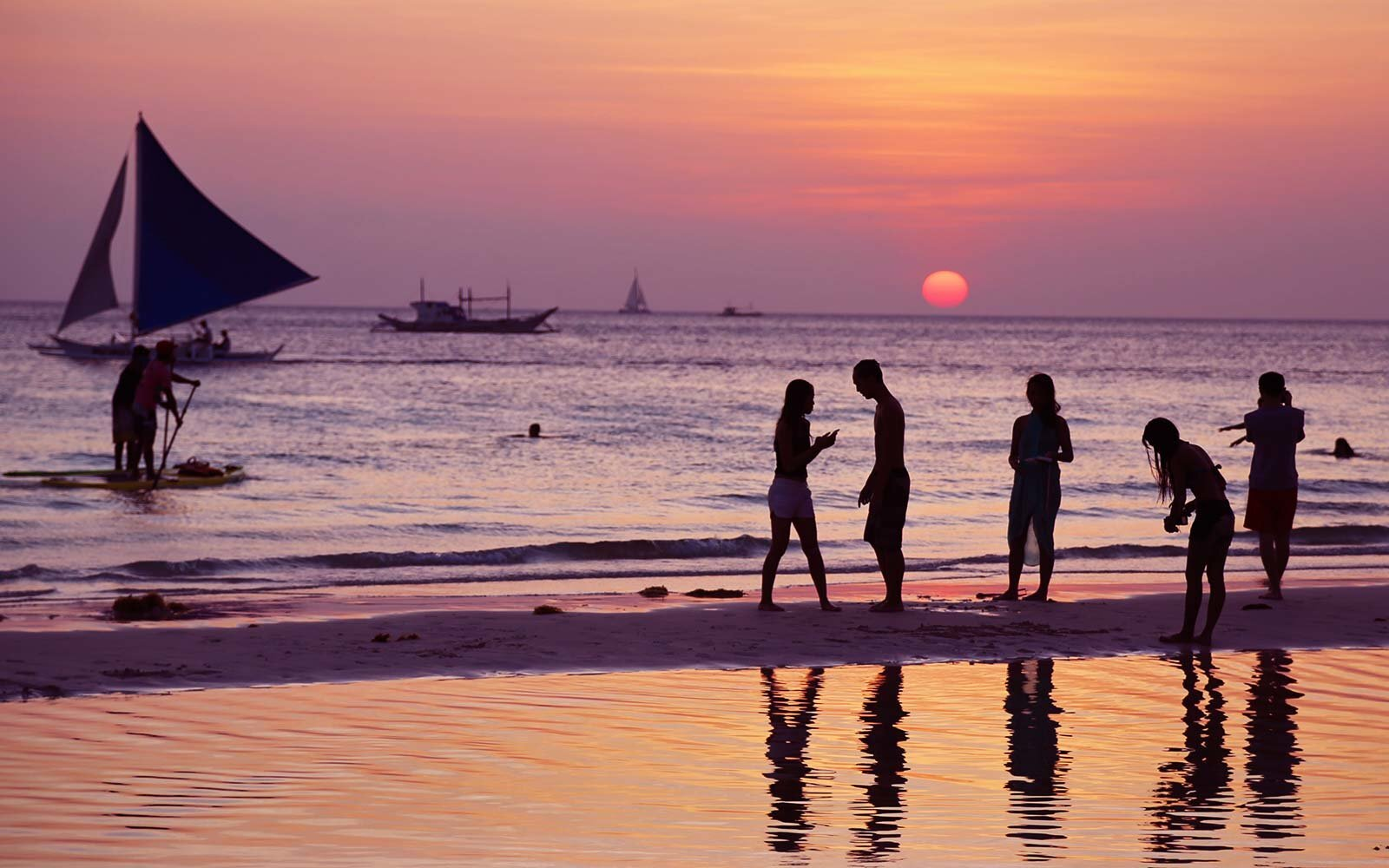 4cea21c88407a Where to Find the Most Romantic Sunsets in the World | Travel + Leisure