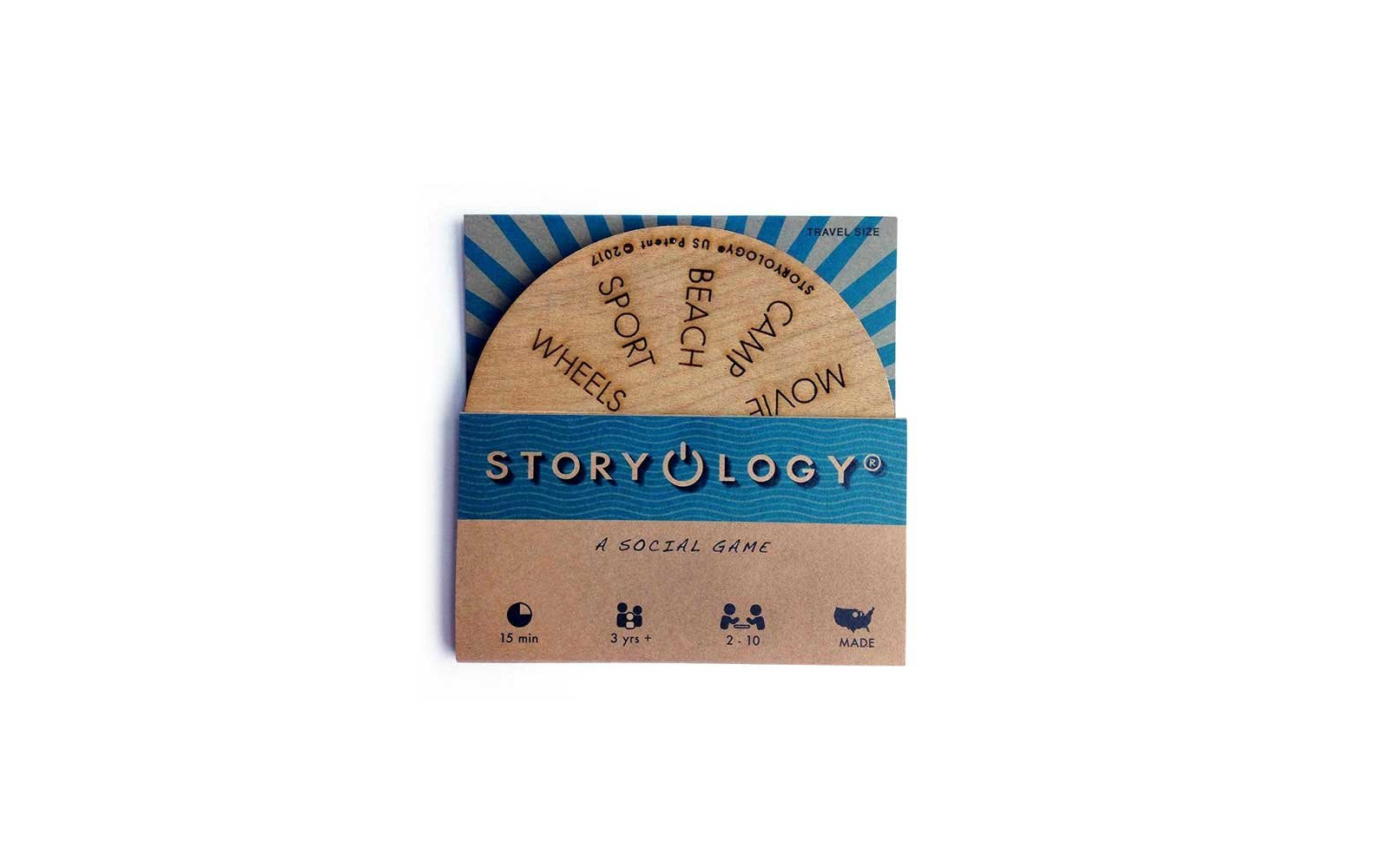 Travel-sized Storyology, The Social Game