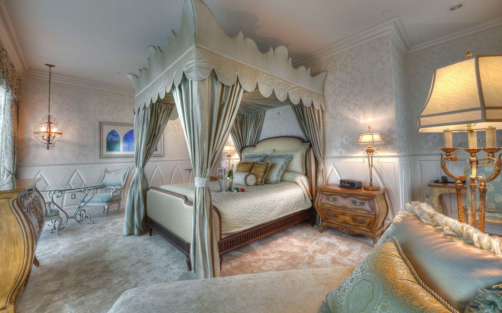 The Most Unique Theme Park Hotel Rooms in the World | Travel