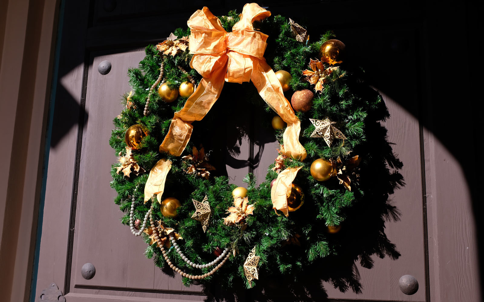 Coronado Springs wreath