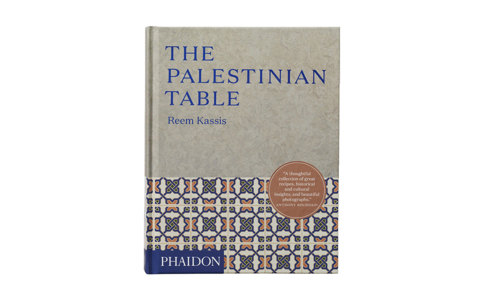 The Palestinian Table, by Reem Kassis