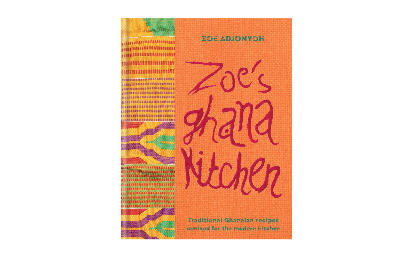 Zoe's Ghana Kitchen, by Zoe Adjonyoh
