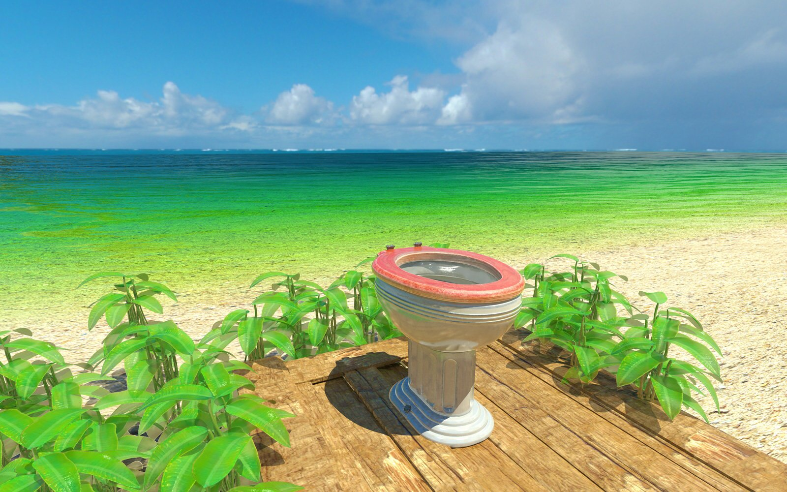 These Toilets Around the World Have Spectacular Views