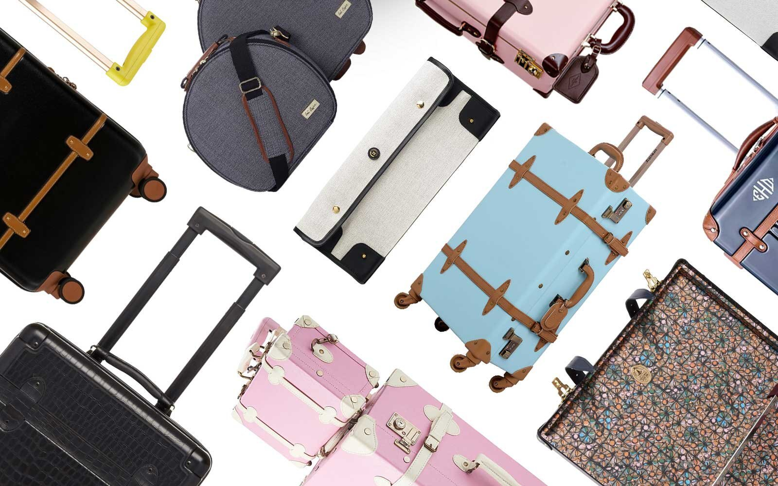 0f2c019f94 11 Suitcases With Vintage Style and Modern Features