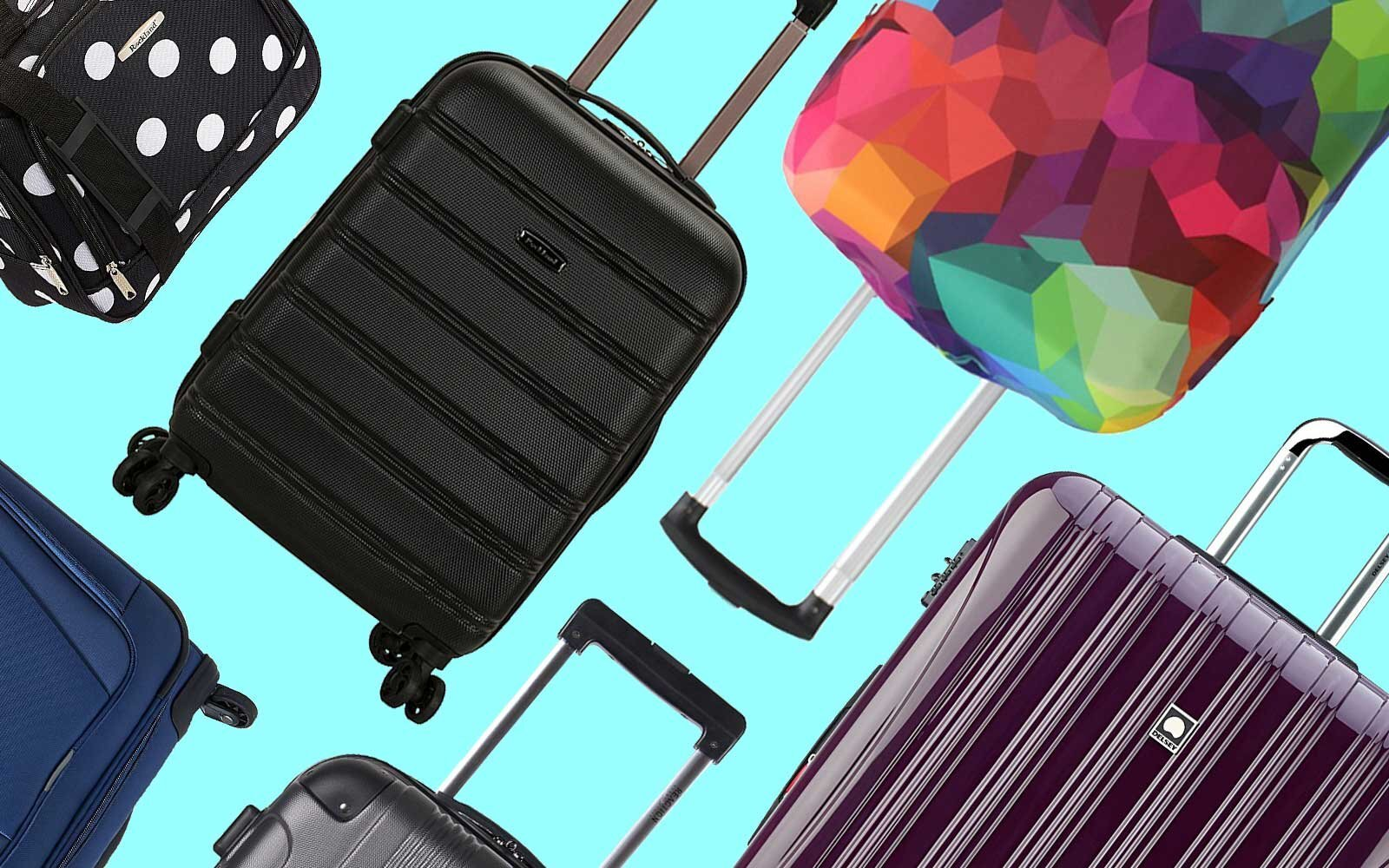 da97eb375 Amazon's Best-selling Suitcases Are All Less Than $150 | Travel + ...