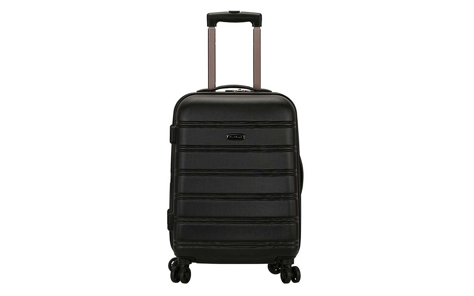 Rockland rolling suitcase