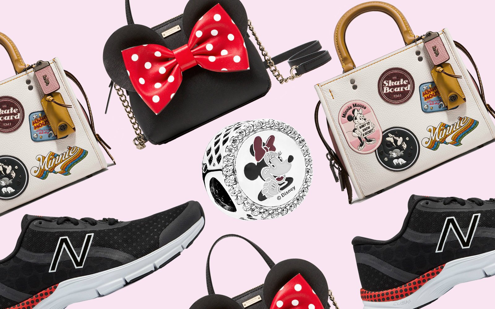 5d5d3db7350 All the Minnie Mouse–inspired Collections You Need to Shop