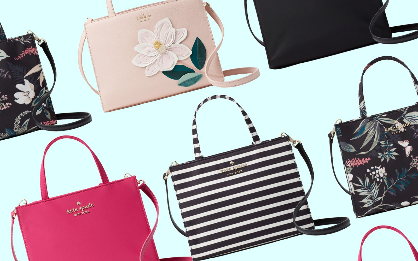 70ef7b282 Kate Spade's Most Iconic '90s Bag Is Finally Back | Travel + Leisure