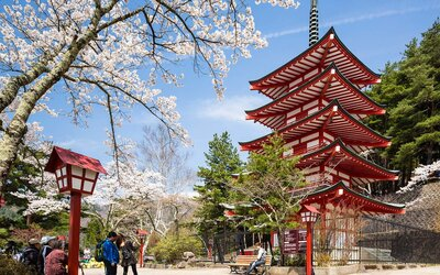The Best Times to Visit Japan | Travel + Leisure