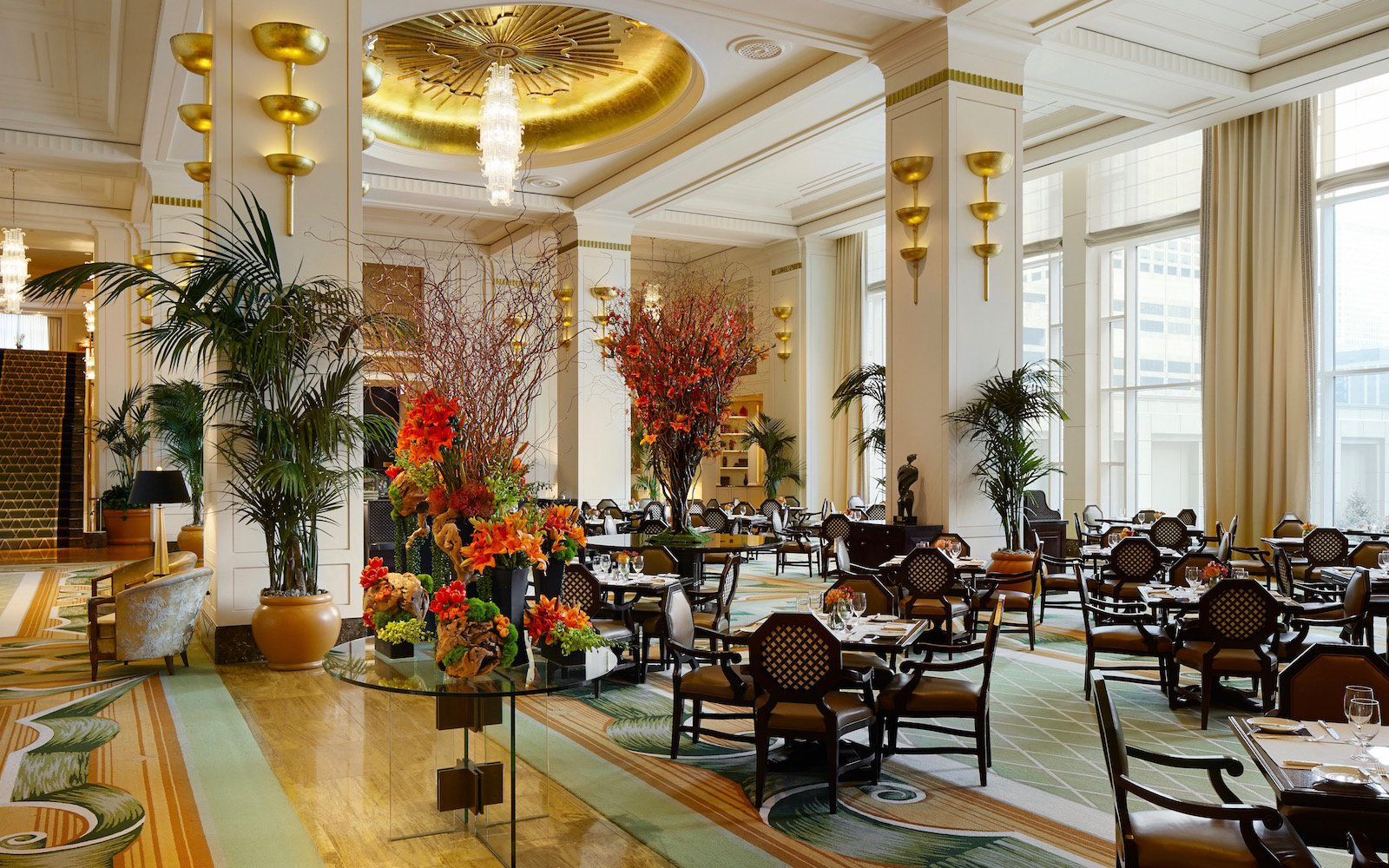 Lunar New Year at the Peninsula Chicago Illinois