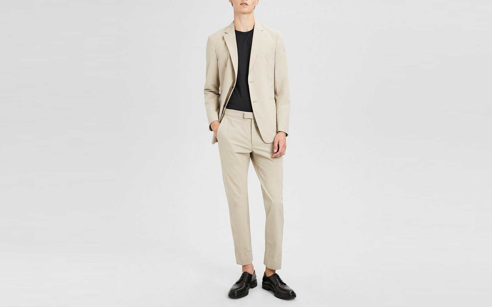 Theory travel suit