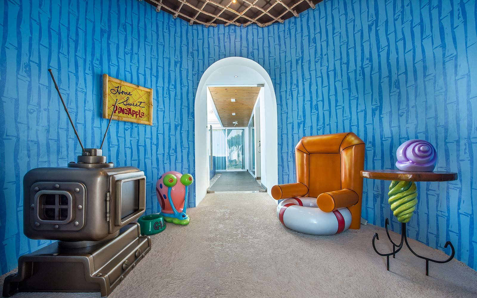 Movie Themed Hotels Spongebob Squarepants Nickelodeon Punta Cana