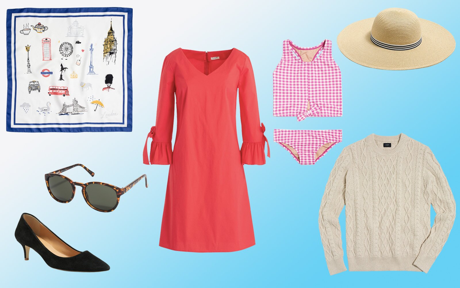 4e3a737cd J.Crew's 50% Off Everything Sale: 11 Picks for the Whole Family | Travel +  Leisure
