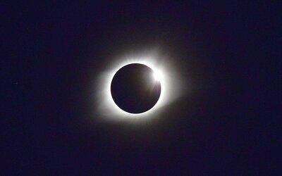 Total Solar Eclipse Path of Totality on July 2, 2019 and