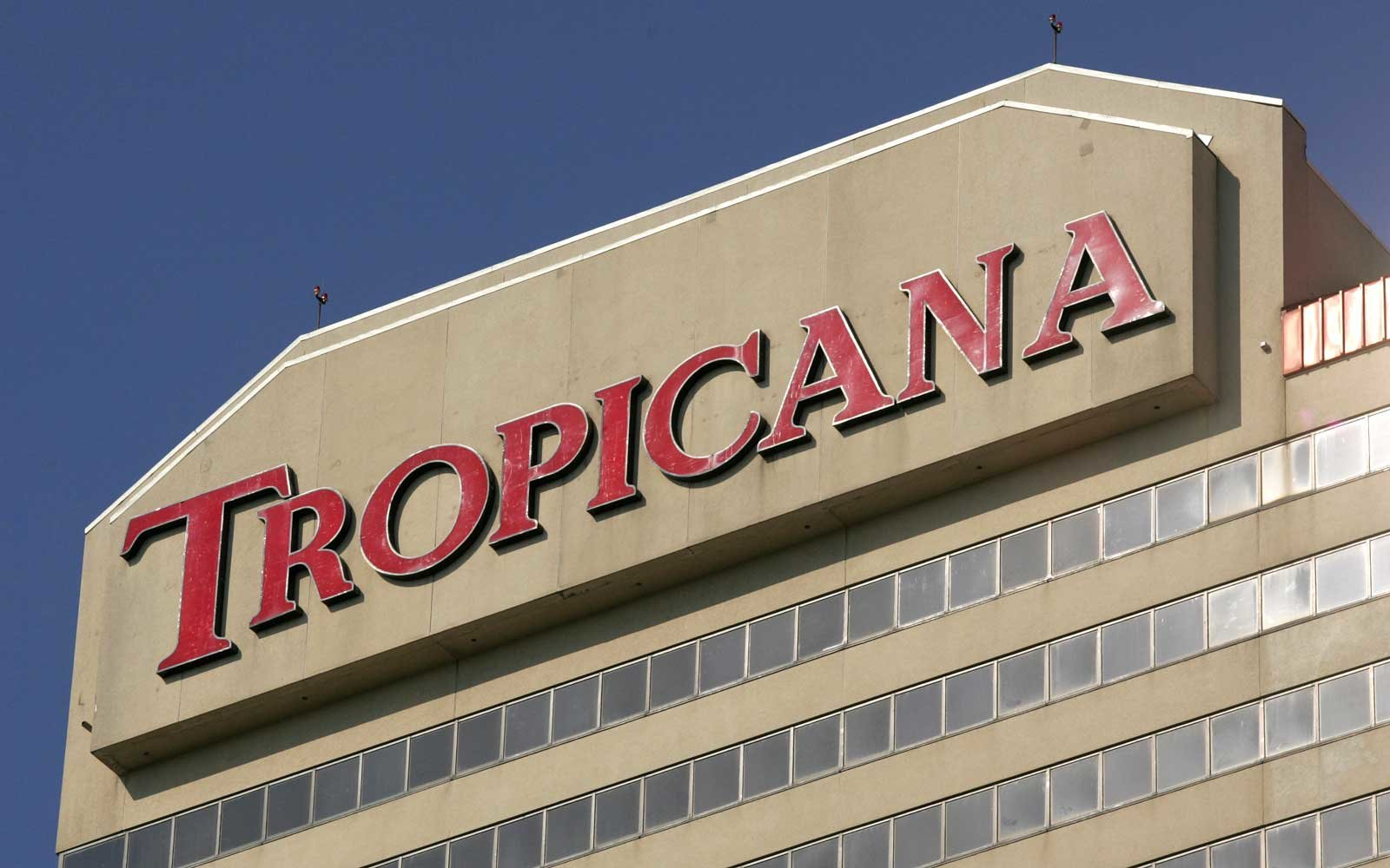 The Tropicana Casino and Resort in Atlantic City