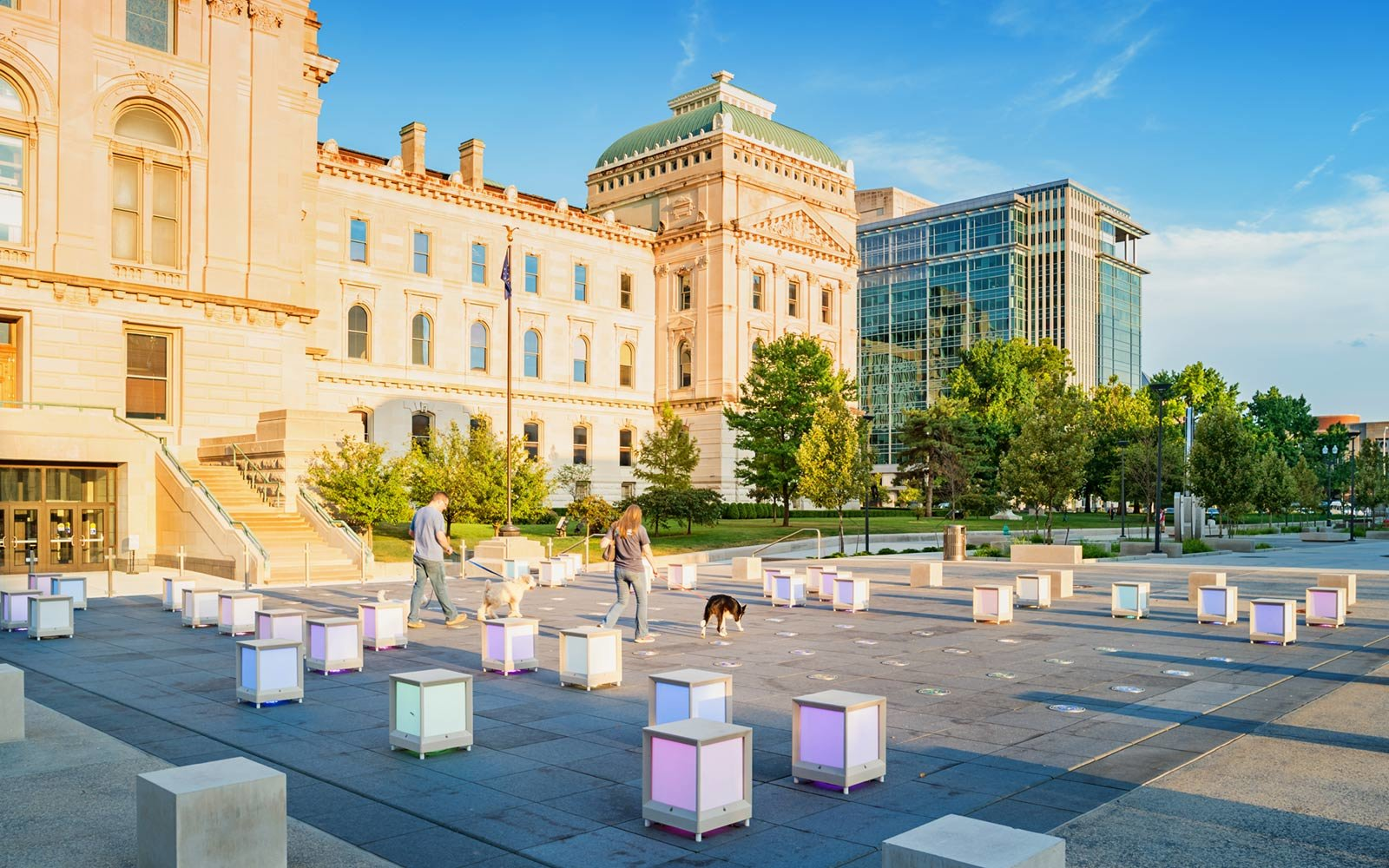 Indianapolis, Indiana, Downtown