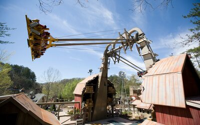 Dollywood's Two New Rides and 2018 'Season of Showstoppers