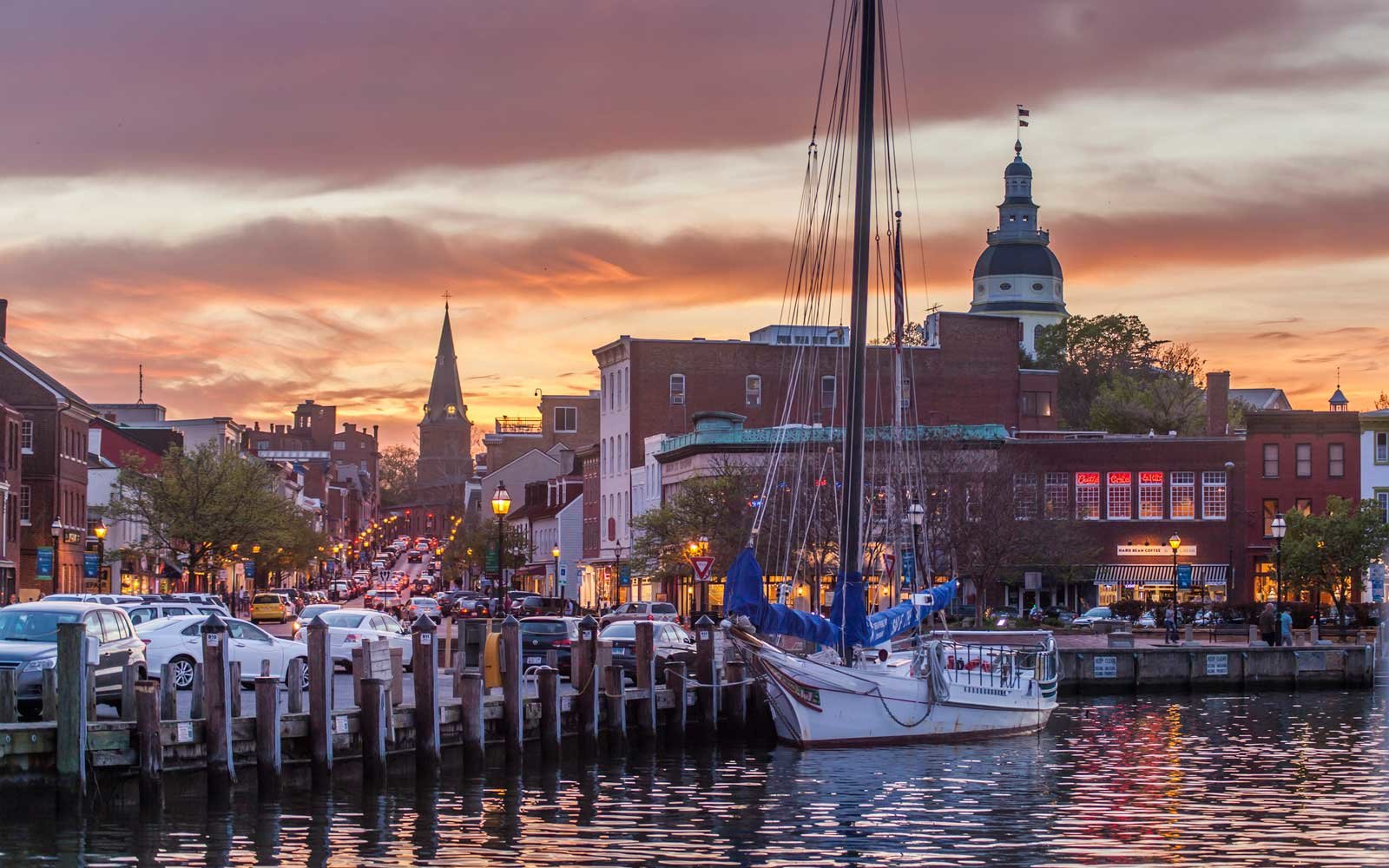 Harbor at Downtown Annapolis