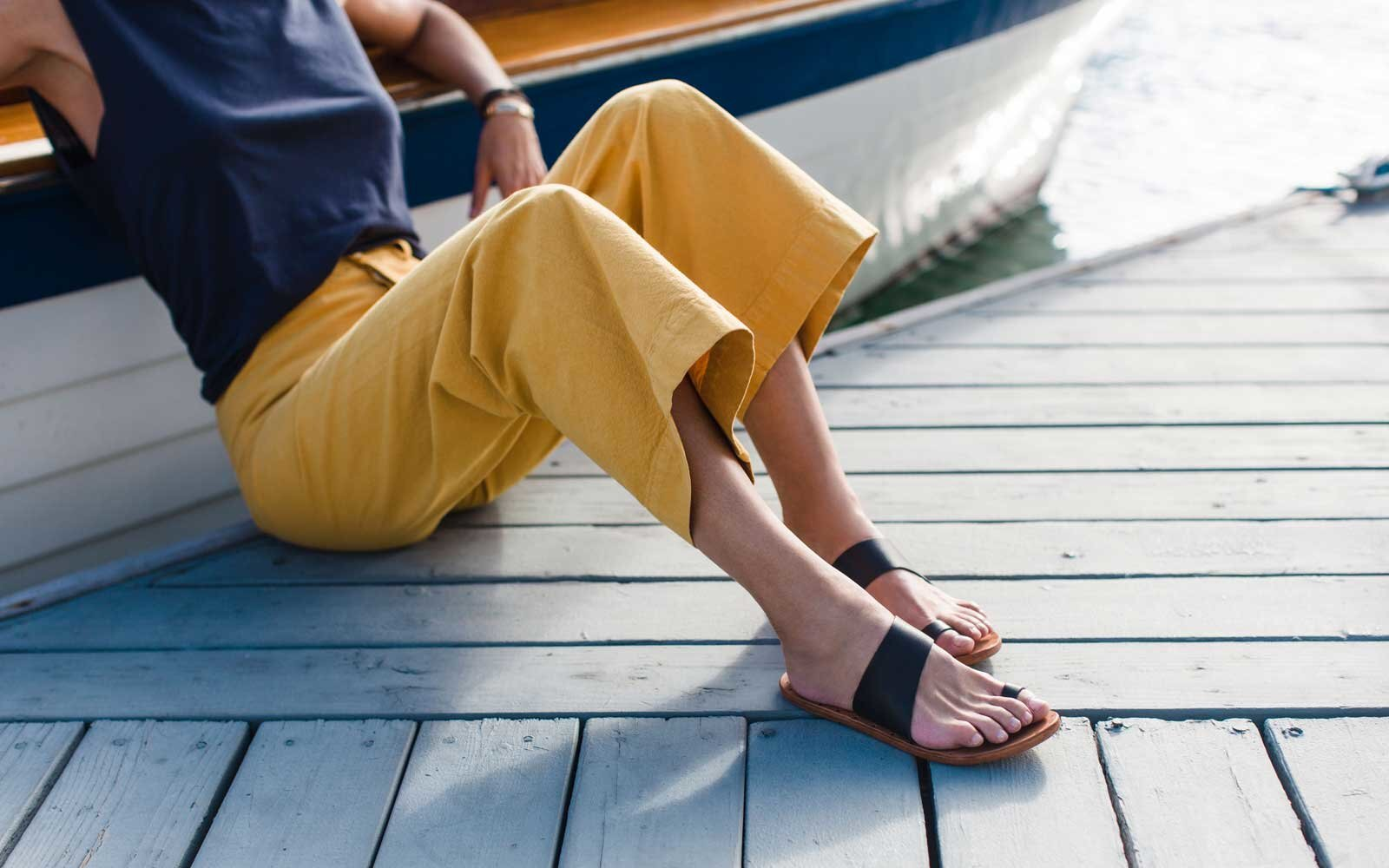 7cb2fdc4c Get Rid of Your Rubber Flip-flops — These Are the Comfy Walking Sandals You  Need Instead