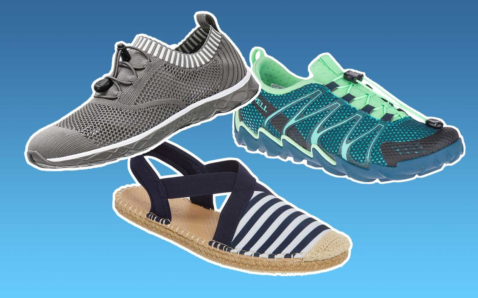 271c08453e56f The Best Water Shoes for Women in 2019 | Travel + Leisure