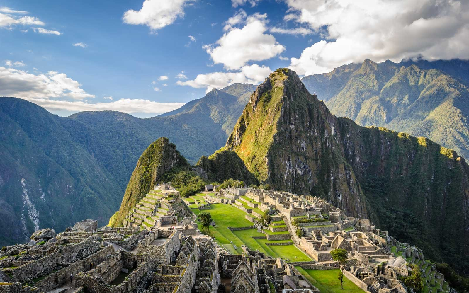 Travelling In Luxury To Peru