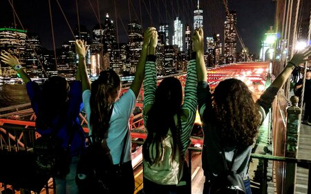 New York City Bachelorette Party Itinerary  Where to Stay f59a29217