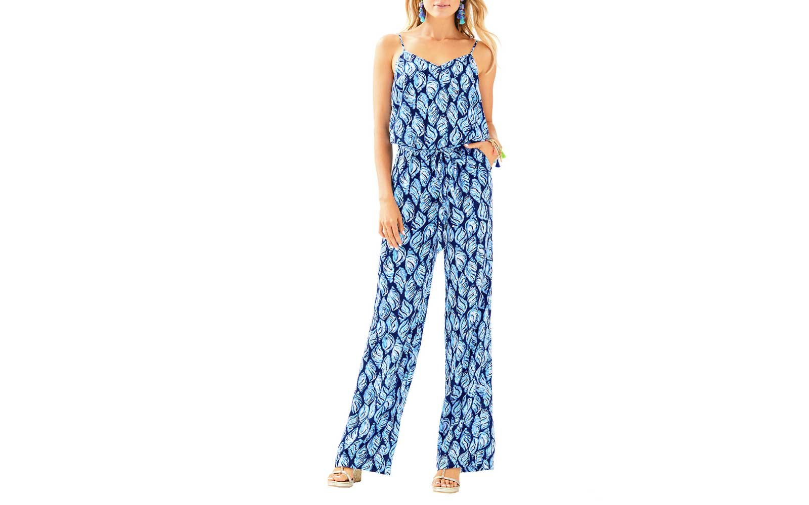 cute lilly pulitzer jumpsuits rompers