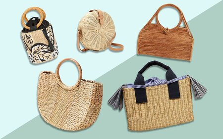 17 Stylish Straw Bags to Wear Beyond the Beach ab5dd266a472a