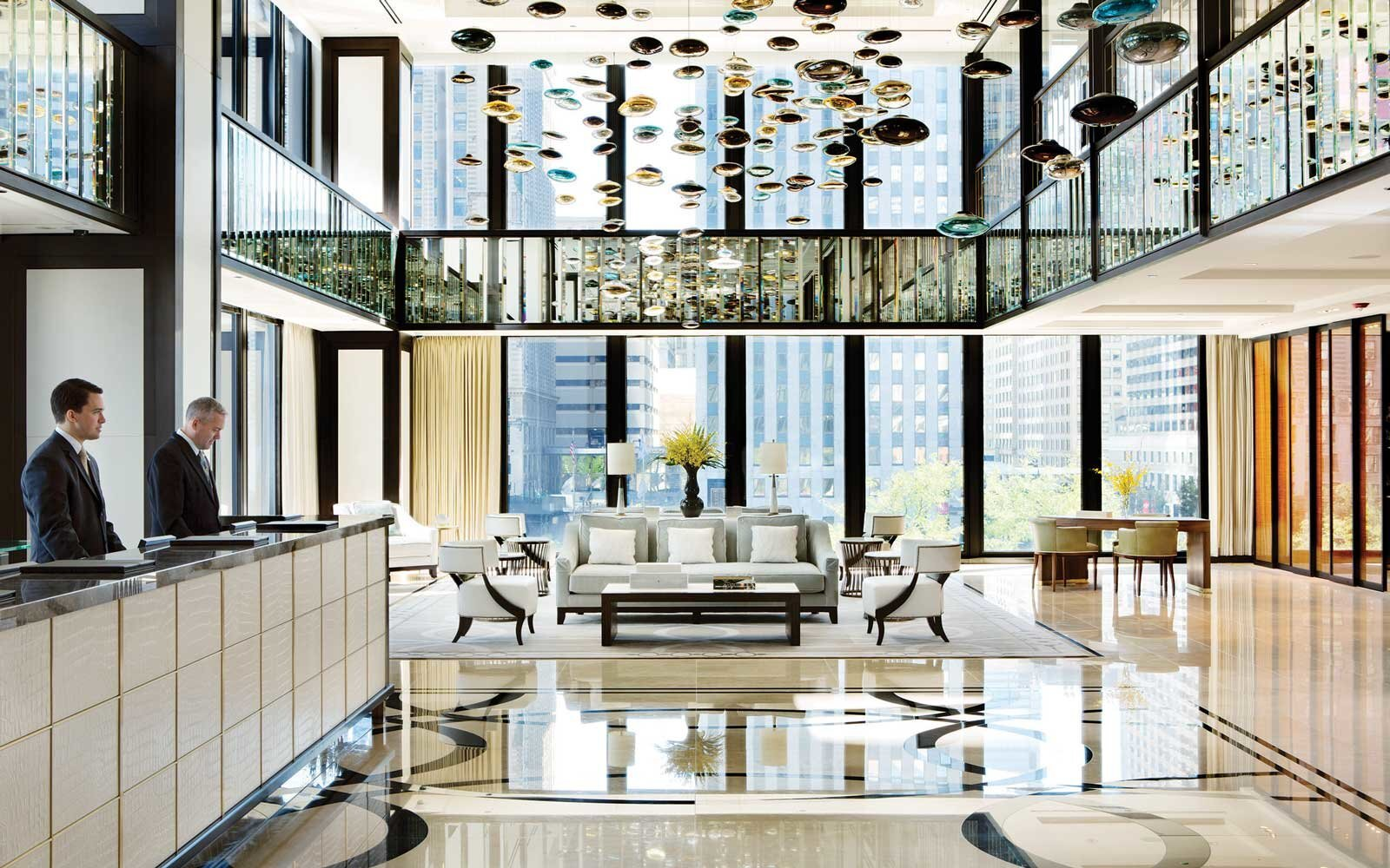 Hotels In Chicago >> The 10 World S Best Hotels In Chicago In 2018 Travel Leisure