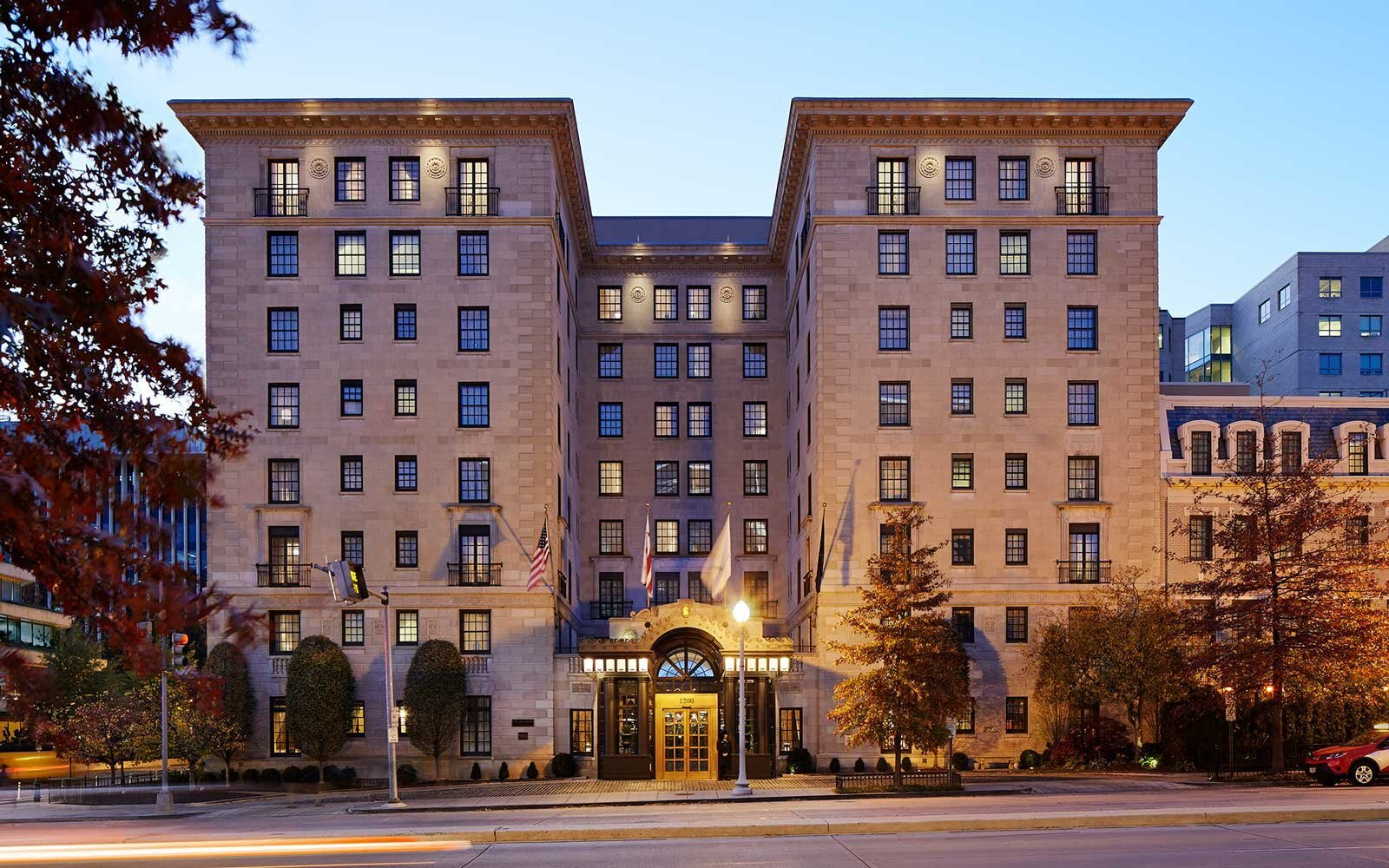 Washington Dc Hotels >> The 2018 World S Best Hotels In Washington D C Travel Leisure