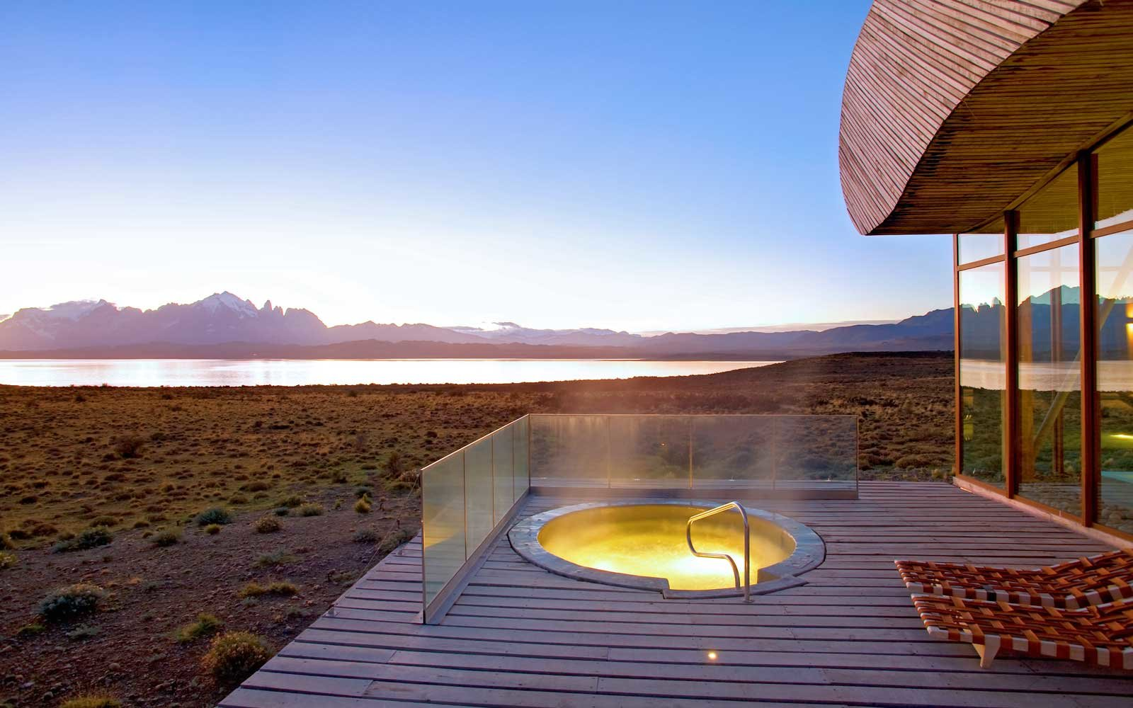 7. Tierra Patagonia Hotel & Spa, Torres del Paine, Chile