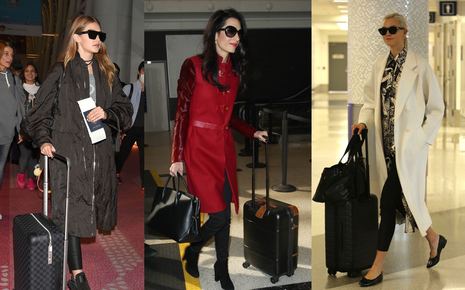 bd57f56c24e8b Celebrities' Favorite Luggage Brands | Travel + Leisure