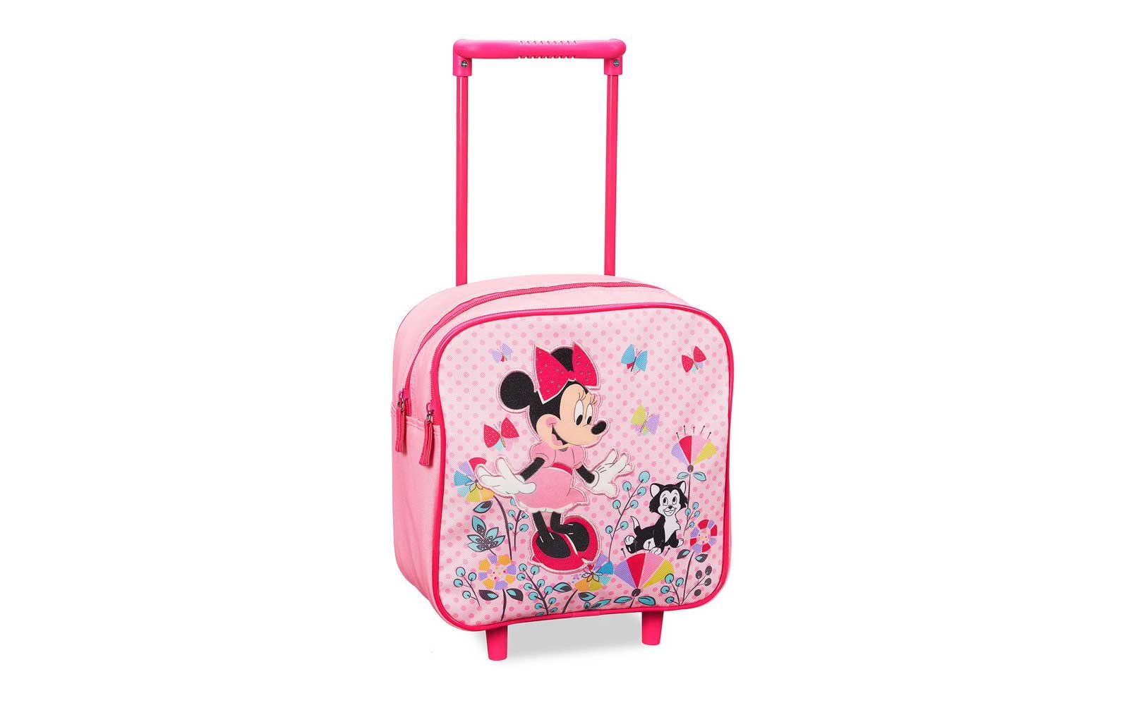 Minnie Mouse Small Rolling Luggage