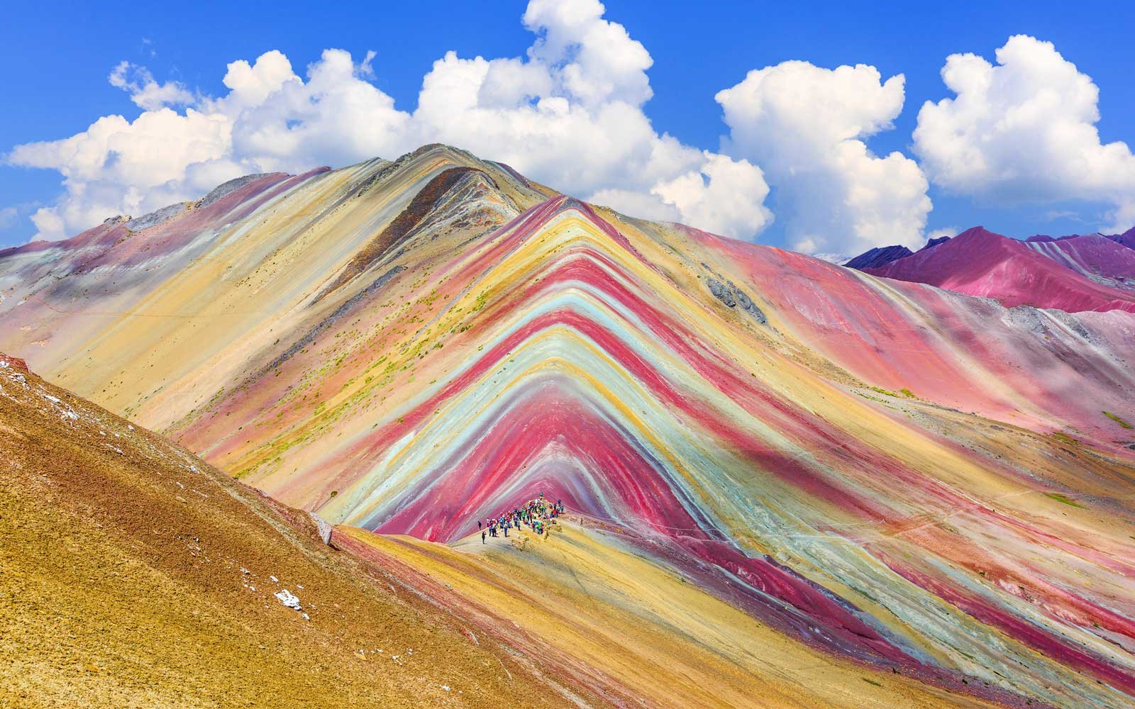 The Rainbow Mountain in Peru Looks Unreal — But You Can Actually Go Here