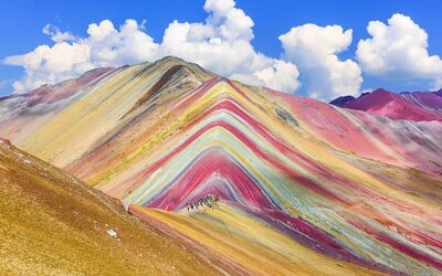 943d01dc5c4 The Rainbow Mountain in Peru Looks Unreal — But You Can Actually ...
