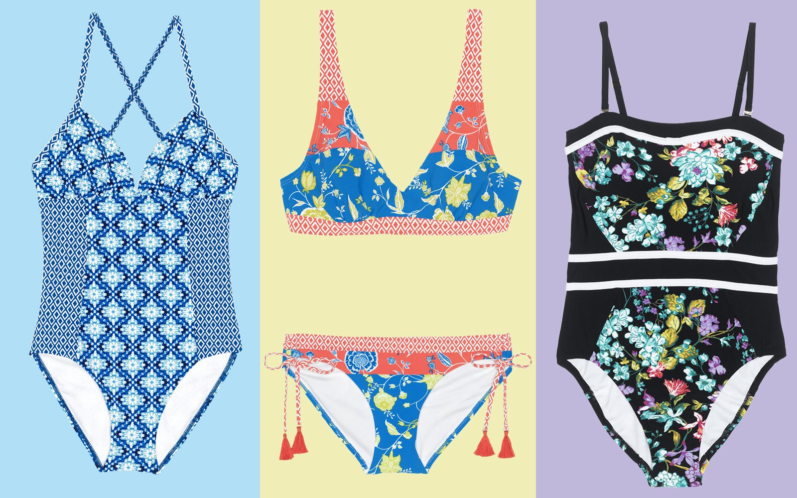 38595e5ceeed2 Lands' End Is Having a One-day Sale With 50% Off Swimwear | Travel + ...