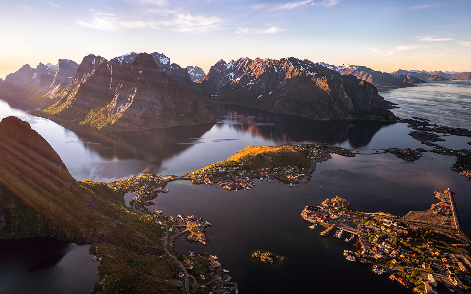 Reine, Lofoten, Norway, Viking Cruises, Midnight Sun Cruise