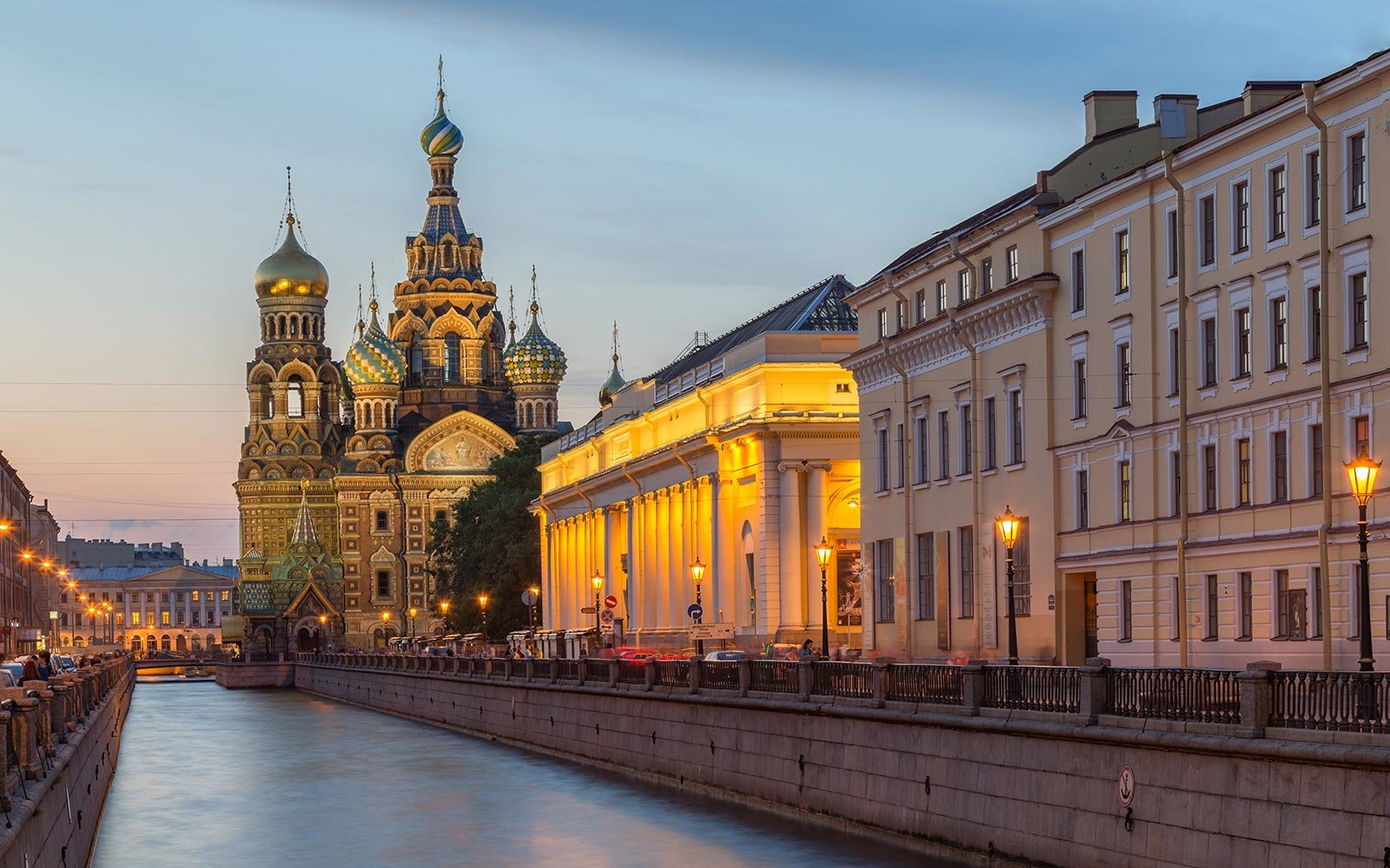 St. Petersburg, Russia, White Nights Festival