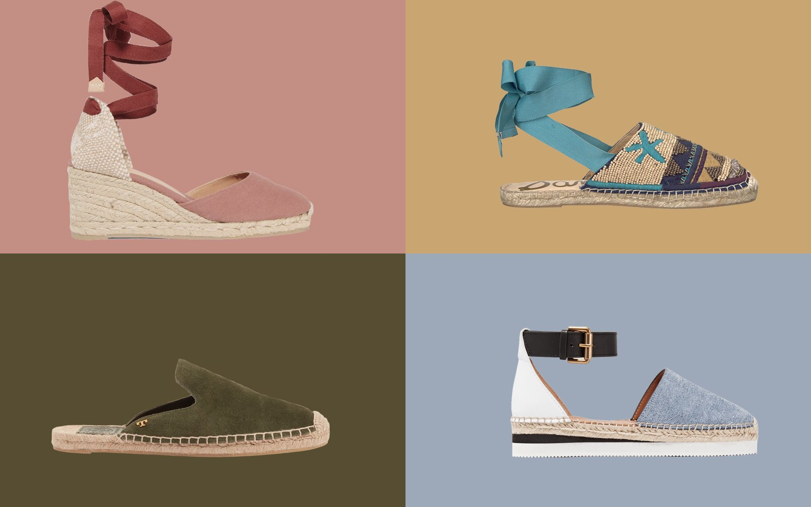 6bb50407a91b 19 Must-have Espadrilles for Summer 2018