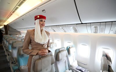 Here's What It Takes to Become a Flight Attendant With