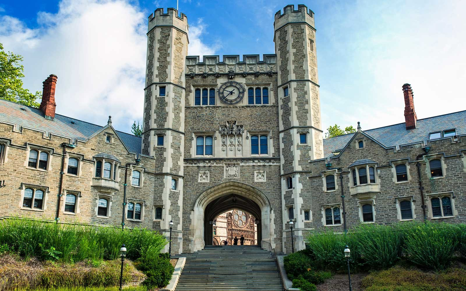 Blair Hall at Princeton University in New Jersey