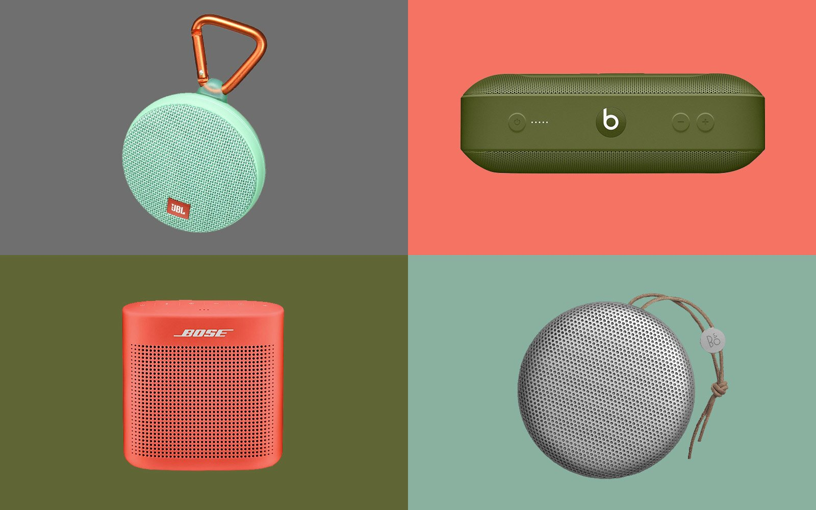 The Best Portable Speakers — Waterproof, Bluetooth, & More | Travel
